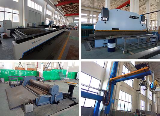 鑫昌源设备制造厂房