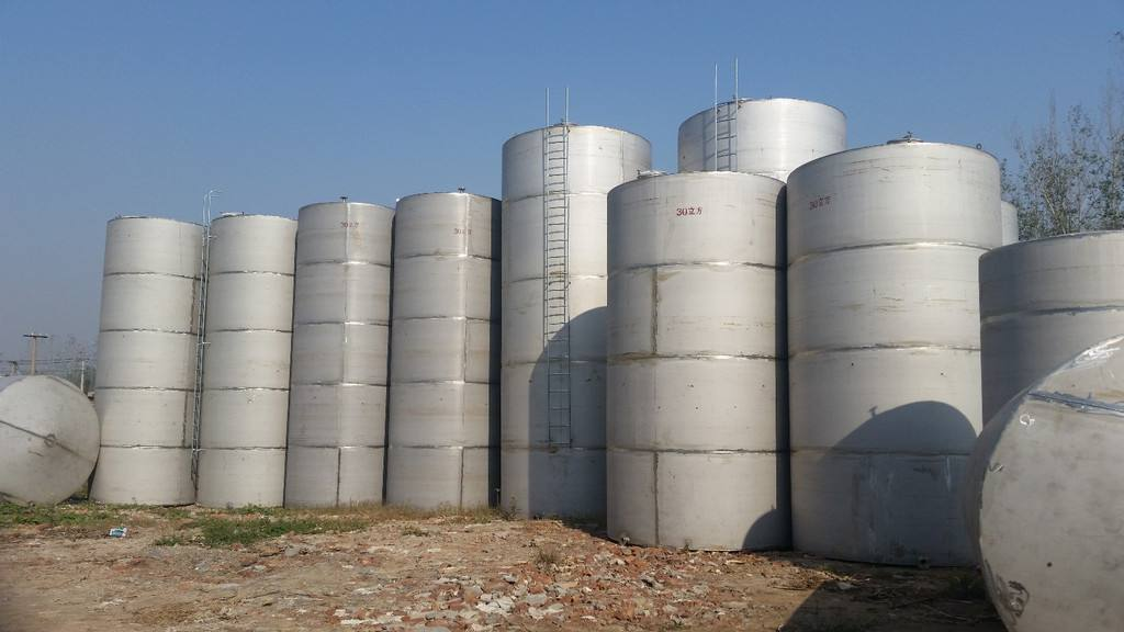 不锈钢罐体为什么经常用来存储液体