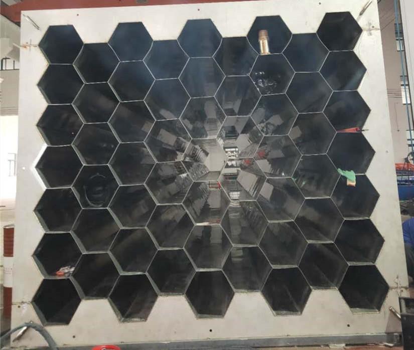 2205不锈钢阳极管束的结构