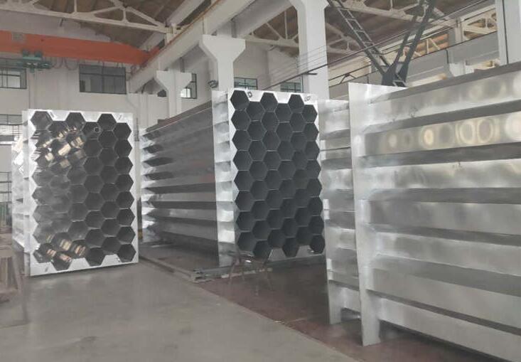 316L湿电不锈钢阳极管制作过程