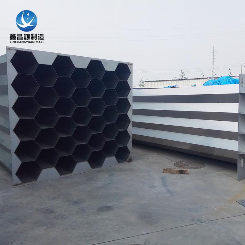 湿电除尘阳极管材质选择